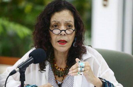 Vicepresidenta de Nicaragua, Rosario Murillo informó que su gobierno entregará vivienda mil de proyecto social Bismarck Martínez