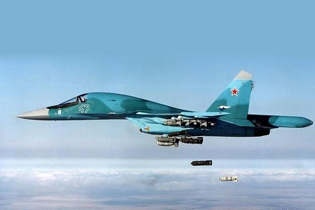 Intensifican ataques aéreos contra el Daesh en centro de Siria