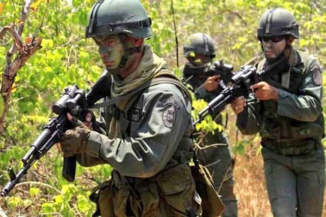 Venezuela mantiene operaciones en frontera con Colombia