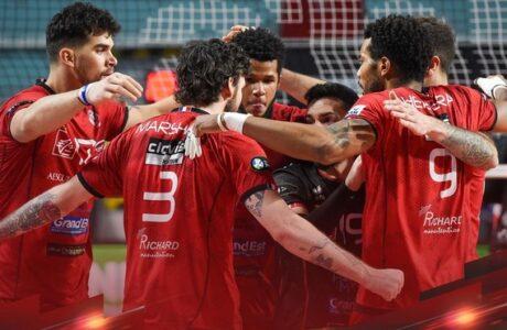 Más cubanos disfrutan play off de Liga Francesa de Voleibol
