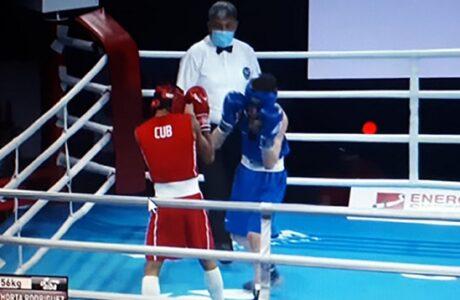 De 6-2: nefasto lunes para equipo cubano en Mundial Juvenil de Boxeo