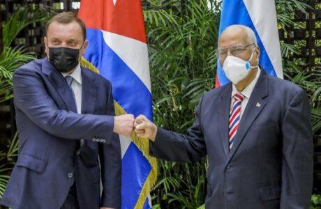 Cuba y Rusia ratifican su interés de cooperación mutua