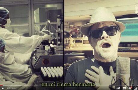 Artistas argentinos crean canción en honor a vacuna de Cuba