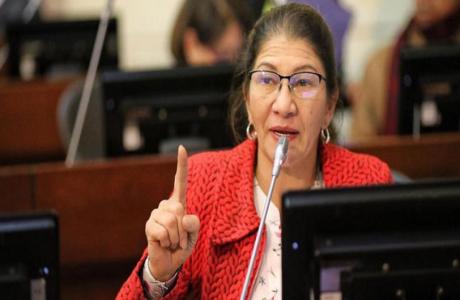 Senadora del Partido Comunes, Sandra Ramírez, denuncia asesinato del exguerrillero Wilmer Álvarez