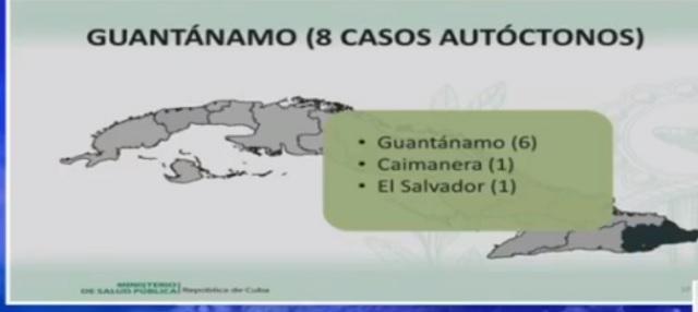 Guantánamo reporta un fallecido y 8 casos positivos a la Covid-19 al cierre del 8 de abril