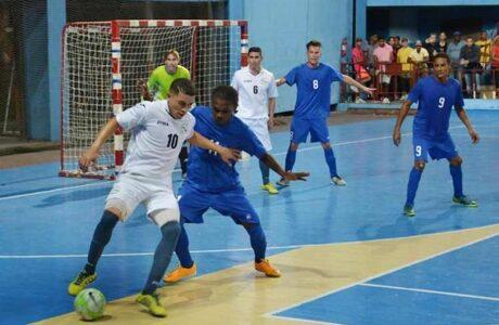 El Salvador despidió a Cuba en premundial de futsal