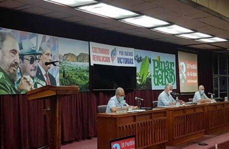 Inicia en Cuba ciclo de debates sobre congreso del PCC