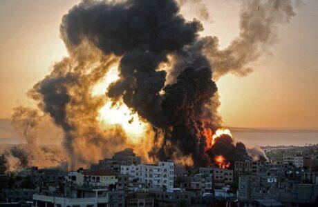 Denuncia Palestina que Israel dispara armas químicas contra Gaza