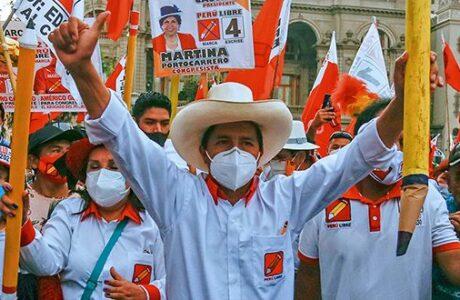 Autoridades religiosas piden proclamación de presidente de Perú