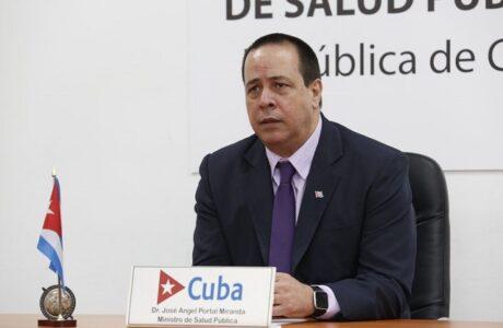 Intervención del Doctor José Angel Portal Miranda, Ministro de Salud Pública de Cuba en la 74ª Asamblea Mundial de la Salud