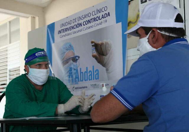 Guantánamo: Comenzará inmunización a pacientes con placebo del ensayo clínico de Abdala