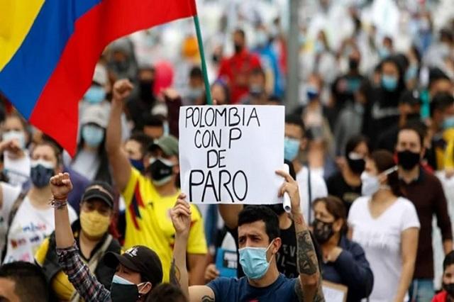 Movilizaciones siguen en Colombia sin vislumbrar salida a la crisis