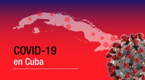 Cuba reporta 1 880 casos de COVID-19 y diez provincias registran fallecidos