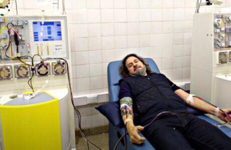Cubano Osmany Estupiñán Vázquez, residente en Argentina, se convierte en super donante de plasma para ayudar a combatir a la Covid-19