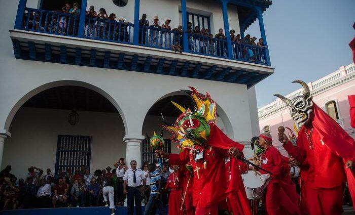 Fiesta del Fuego por la resistencia cultural del Caribe