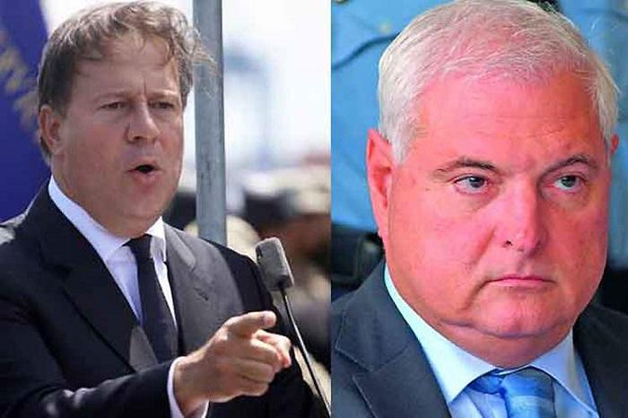 A juicio los expresidentes de Panamá Ricardo Martinelli y Juan Carlos Varela por caso Odebrecht