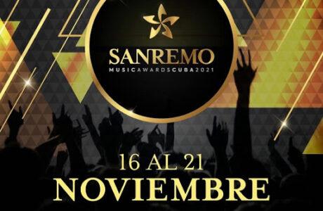 San Remo Music Awards convoca a las mejores voces de Cuba