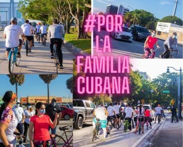 Medidas de Washington golpean a familias en EEUU y Cuba