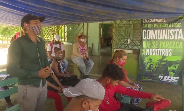 Jóvenes campesinos guantanameros por un mayor protagonismo en la producción de alimentos