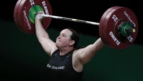 Laurel Hubbard, la primera atleta trans que participará en unos Juegos Olímpicos