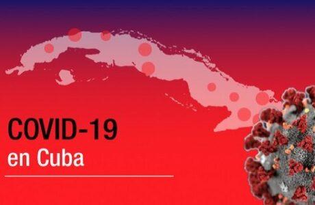 Cuba reporta 6 423 nuevos casos positivos a la COVID-19 y 42 fallecidos