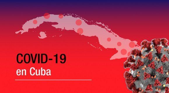 Cuba reportó tres mil 475 casos de Covid-19 este viernes