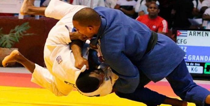Cuba sin medallas por equipos en Mundial de Judo en Budapest