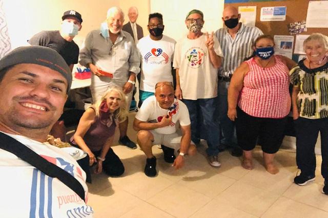 Proyecto solidario con Cuba tiende Puentes de Amor en EEUU