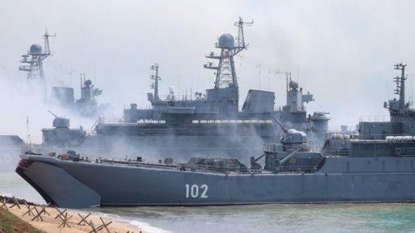 Putin acusa a EE.UU. de instigar provocación en el mar Negro