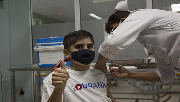 Soberana Pediatría: Avanza ensayo clínico con Soberana 02 en niños de tres a 11 años
