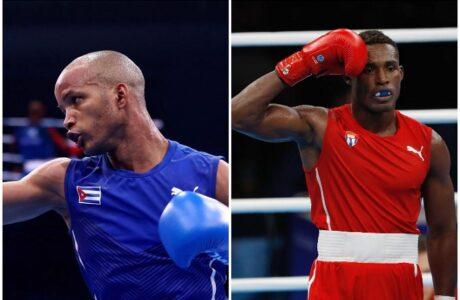 Cuba irrumpe con sendos triunfos por Latinoamérica en boxeo olímpico