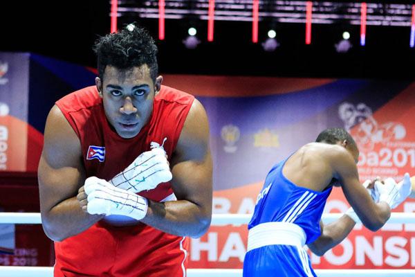 López suma cuarto triunfo de Cuba en boxeo de Tokio 2020