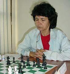 Ajedrecista cubana Asela de Armas