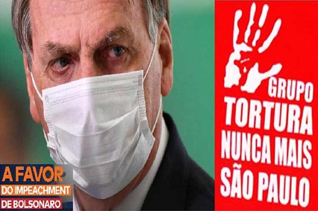 Pretenden en Brasil llevar a Bolsonaro a cortes internacionales