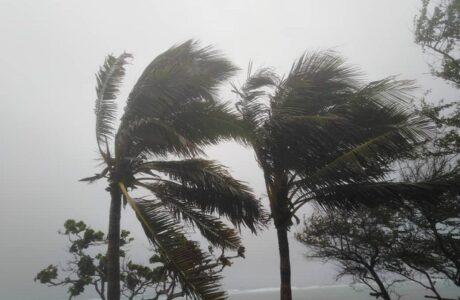 Cabo Cruz recibe el impacto del Huracán Elsa