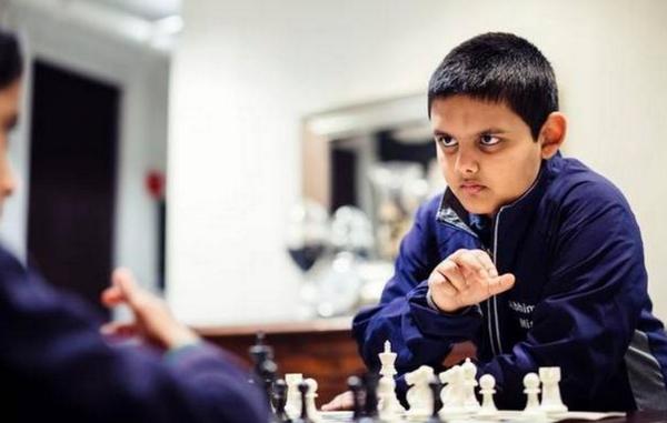 Abhimanyu Mishra, el niño indio que estremece el mundo del ajedrez