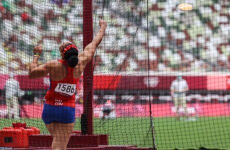 Yaimé y Zurian marcan paso cubano en sábado de atletismo