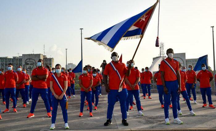 A Tokio: con la dignidad y los principios que distinguen al pueblo cubano