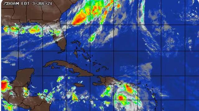 Establecen Fase de Alerta para Guantánamo y el resto del oriente de Cuba, más Camagüey y Ciego de Ávila