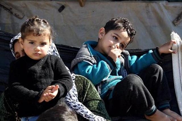 Los niños son los más afectados por crisis en Líbano