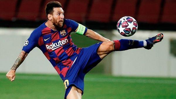 Messi finaliza contrato con el FC Barcelona y tiene pase libre