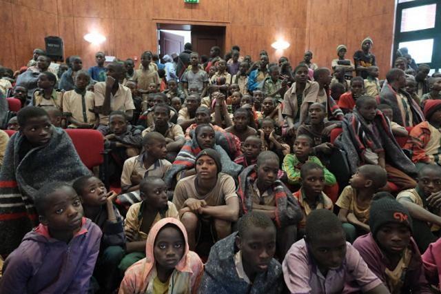 Unicef expresa alarma ante secuestros de niños en África
