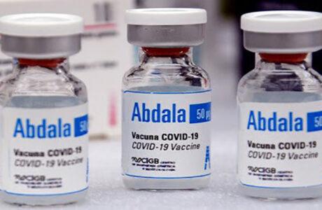 Autoriza el CECMED uso de emergencia de Abdala para población pediátrica entre 12 y 18 años