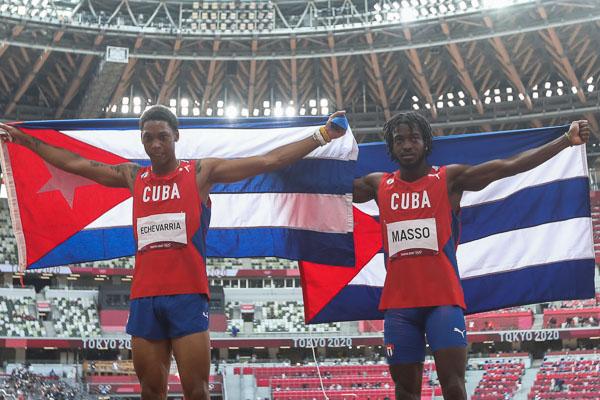 Atletismo cubano entre optimistas proyectos