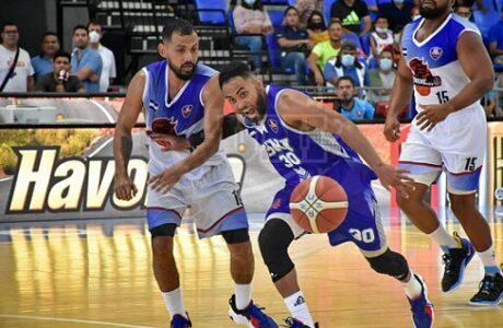 Cubanos animan inicio del baloncesto en Nicaragua