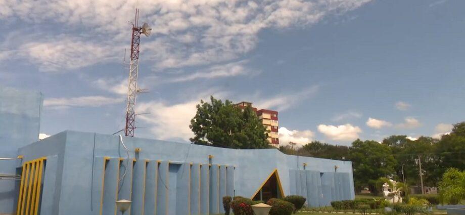 Telecentro Solvisión en Guantánamo
