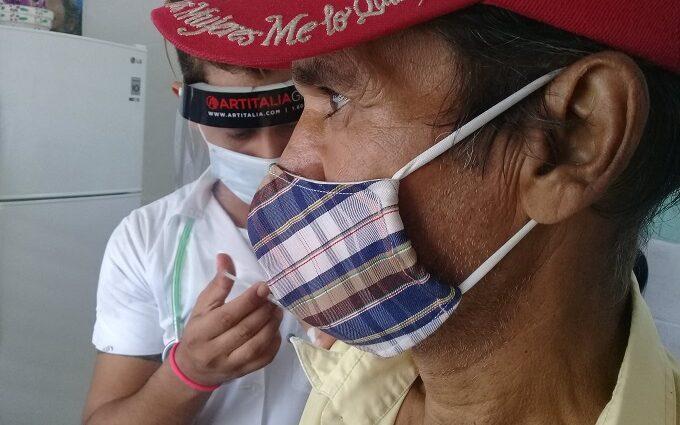 Guantanamero se vacuna con Abdala