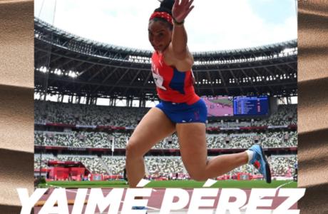 Yaimé Pérez gana bronce en jornada de seis medallas para Cuba