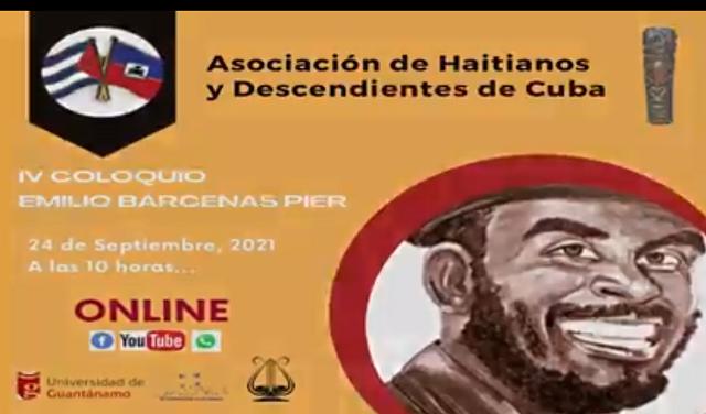 Guantánamo sede de coloquio por el Día del Haitiano en Cuba