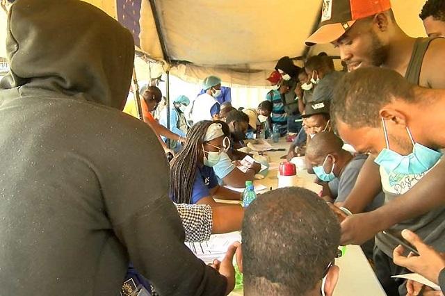 Haitianos deportados ante el desafío de volver a empezar